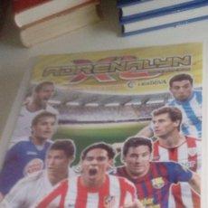 Coleccionismo deportivo: G-AUSESP ALBUM ADRENALYN XL 2011 2012 11 12 VACIO SIN CROMOS . Lote 163768806