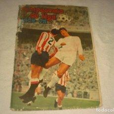 Coleccionismo deportivo: CAMPEONATO DE LIGA 1972-73 . DISGRA. CON POSTER.. Lote 163983598