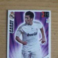 Coleccionismo deportivo: FÚTBOL GARAY REAL MADRID ADRENALYN XL 2009 2010 PANINI. Lote 194395331