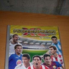 Coleccionismo deportivo: ALBUM CROMOS ADRENALYN 2011 2012 11 12. PANINI. CON 229 CROMOS. Lote 164896322