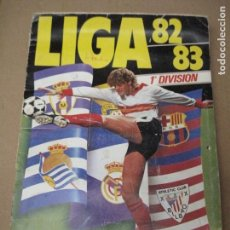 Coleccionismo deportivo: LIGA 82 / 83 - 1ª DIVISION - ALBUM COLECCION DE CROMOS.. Lote 164936558