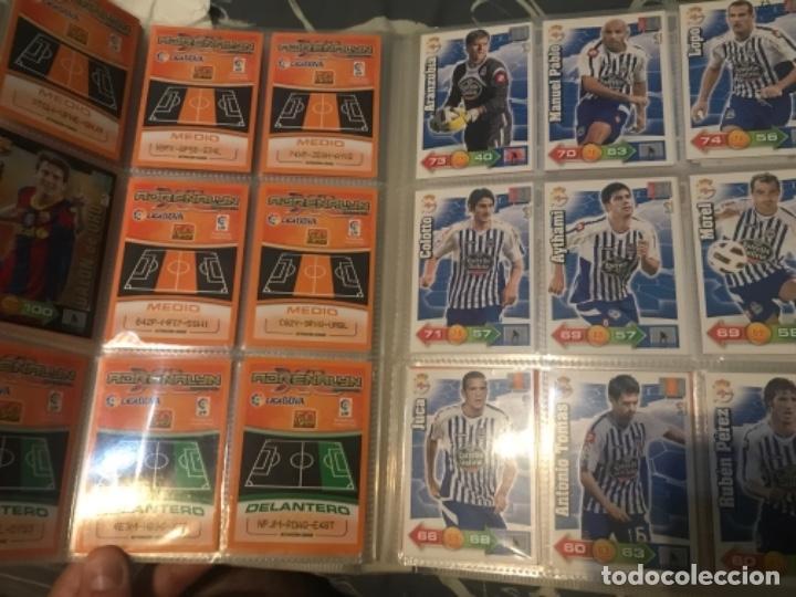 Coleccionismo deportivo: ALBUM FUTBOL ADRENALYN 2010-2011 PANINI - Foto 3 - 164974726
