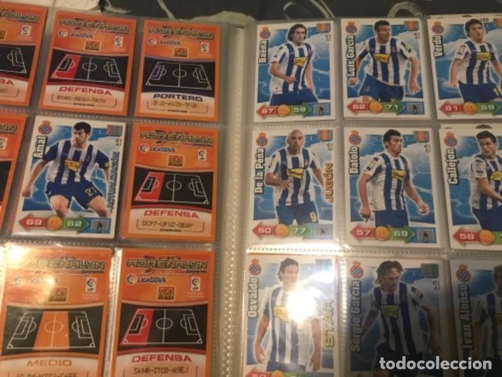 Coleccionismo deportivo: ALBUM FUTBOL ADRENALYN 2010-2011 PANINI - Foto 4 - 164974726