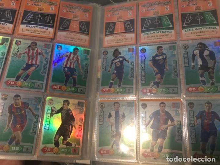 Coleccionismo deportivo: ALBUM FUTBOL ADRENALYN 2010-2011 PANINI - Foto 7 - 164974726