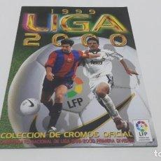 Coleccionismo deportivo: ALBUM CASI VACIO LIGA 1999 2000 99 00 COLECCIONES ESTE. Lote 165127406