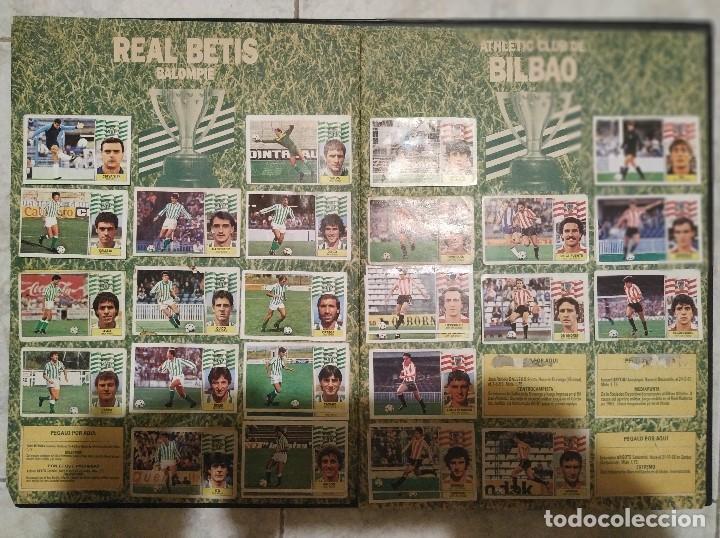 Coleccionismo deportivo: Album Liga Este 1986 1987 - 86-87 Contiene 250 cromos aprox. - Foto 4 - 165132202