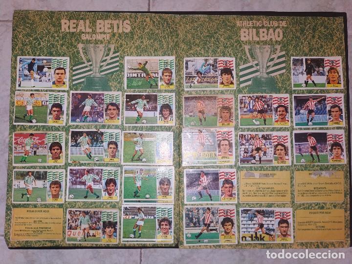 Coleccionismo deportivo: Album Liga Este 1986 1987 - 86-87 Contiene 250 cromos aprox. - Foto 5 - 165132202
