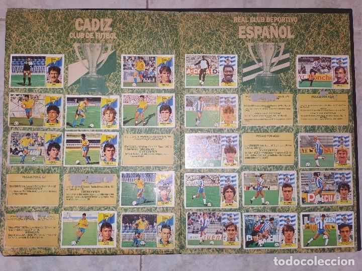 Coleccionismo deportivo: Album Liga Este 1986 1987 - 86-87 Contiene 250 cromos aprox. - Foto 6 - 165132202
