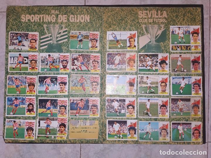 Coleccionismo deportivo: Album Liga Este 1986 1987 - 86-87 Contiene 250 cromos aprox. - Foto 7 - 165132202