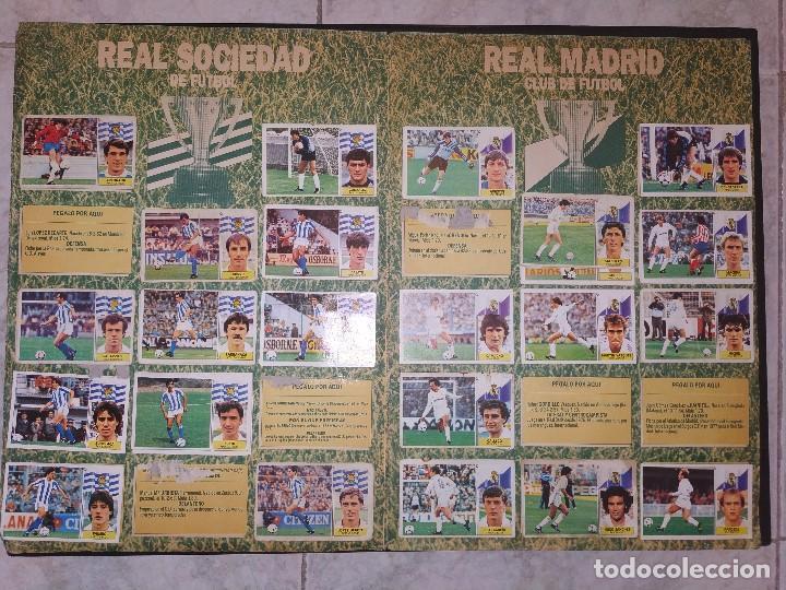 Coleccionismo deportivo: Album Liga Este 1986 1987 - 86-87 Contiene 250 cromos aprox. - Foto 8 - 165132202