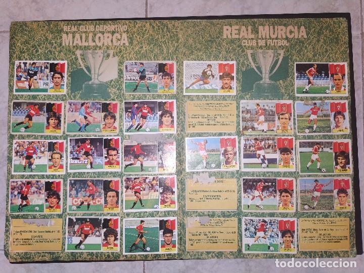 Coleccionismo deportivo: Album Liga Este 1986 1987 - 86-87 Contiene 250 cromos aprox. - Foto 9 - 165132202