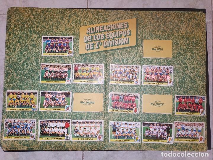 Coleccionismo deportivo: Album Liga Este 1986 1987 - 86-87 Contiene 250 cromos aprox. - Foto 10 - 165132202