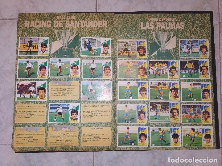 Coleccionismo deportivo: Album Liga Este 1986 1987 - 86-87 Contiene 250 cromos aprox. - Foto 12 - 165132202