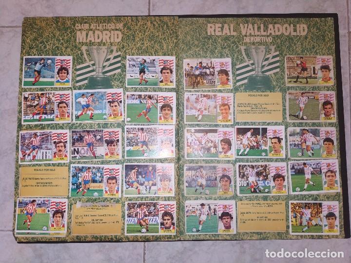 Coleccionismo deportivo: Album Liga Este 1986 1987 - 86-87 Contiene 250 cromos aprox. - Foto 13 - 165132202