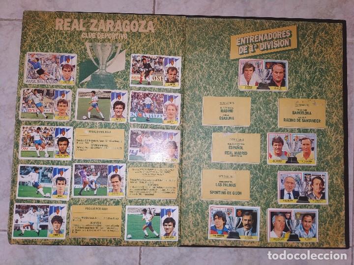 Coleccionismo deportivo: Album Liga Este 1986 1987 - 86-87 Contiene 250 cromos aprox. - Foto 14 - 165132202