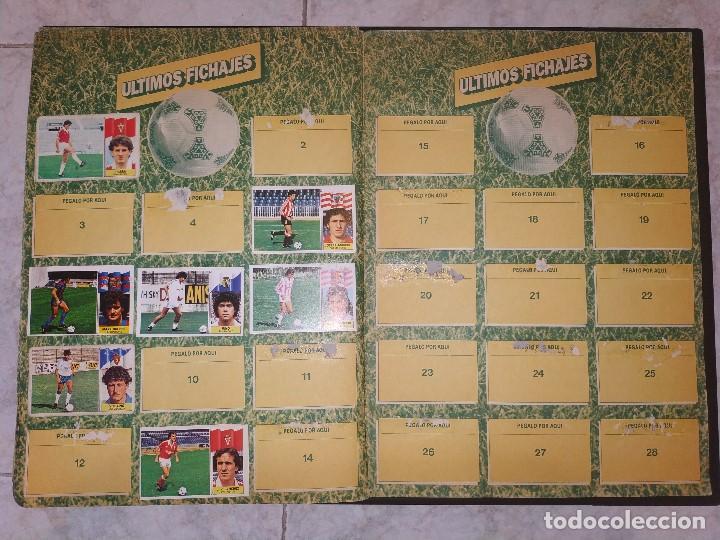 Coleccionismo deportivo: Album Liga Este 1986 1987 - 86-87 Contiene 250 cromos aprox. - Foto 15 - 165132202