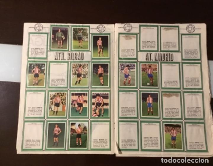 Coleccionismo deportivo: Álbum fútbol campeonato de liga 1975 - Foto 4 - 165563010