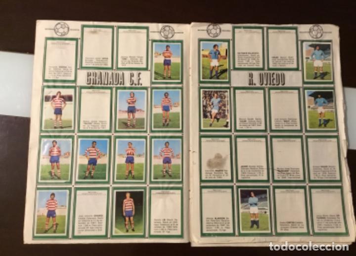 Coleccionismo deportivo: Álbum fútbol campeonato de liga 1975 - Foto 8 - 165563010