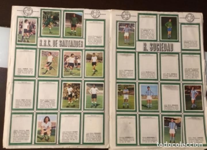Coleccionismo deportivo: Álbum fútbol campeonato de liga 1975 - Foto 9 - 165563010