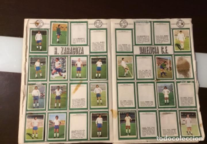 Coleccionismo deportivo: Álbum fútbol campeonato de liga 1975 - Foto 10 - 165563010