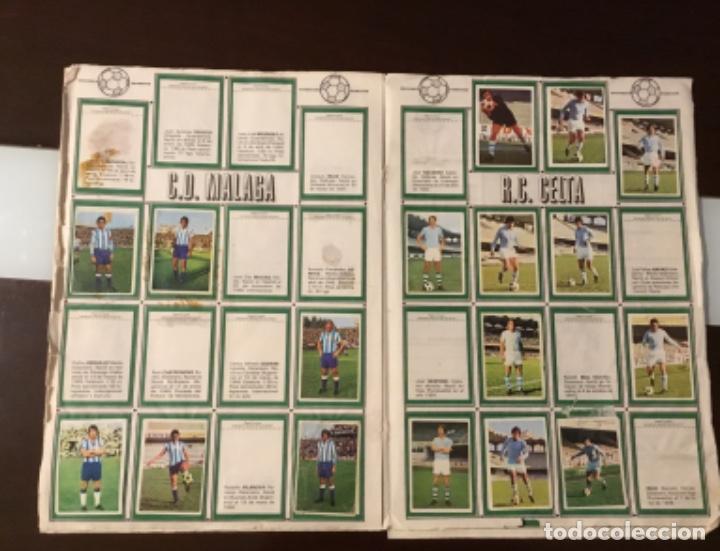 Coleccionismo deportivo: Álbum fútbol campeonato de liga 1975 - Foto 11 - 165563010