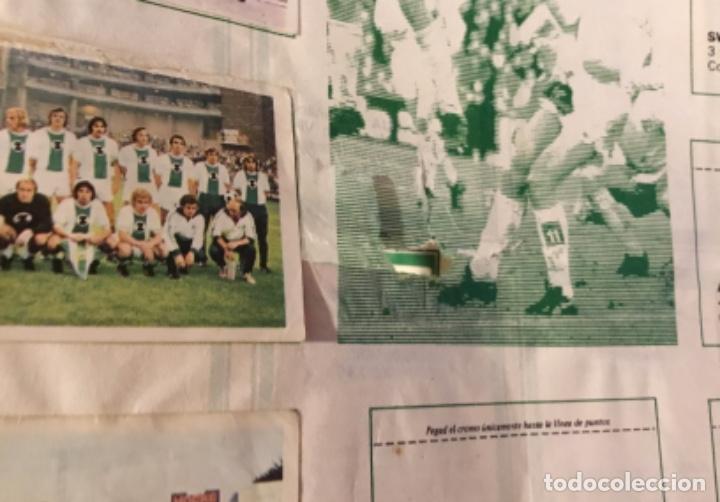 Coleccionismo deportivo: Álbum fútbol campeonato de liga 1975 - Foto 13 - 165563010
