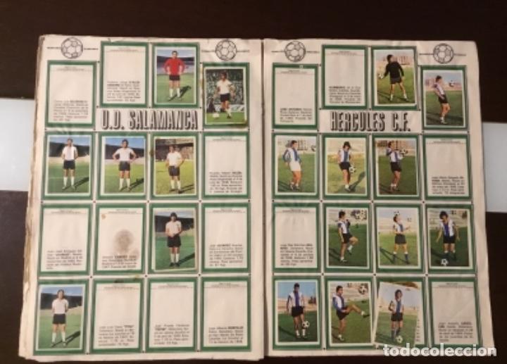 Coleccionismo deportivo: Álbum fútbol campeonato de liga 1975 - Foto 16 - 165563010