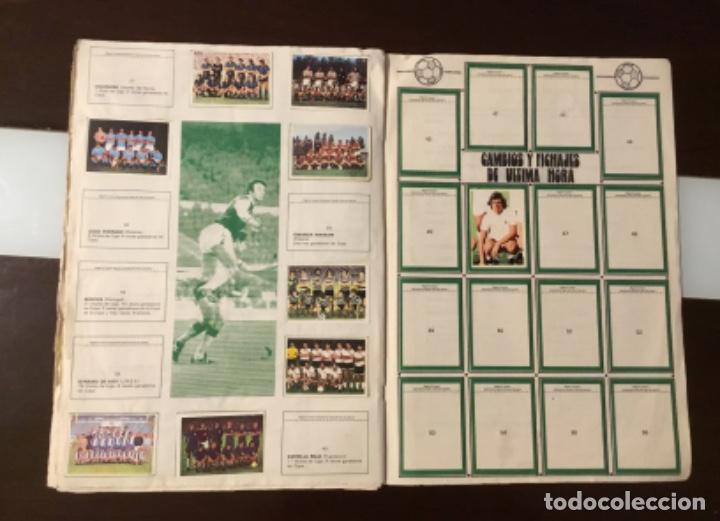 Coleccionismo deportivo: Álbum fútbol campeonato de liga 1975 - Foto 19 - 165563010