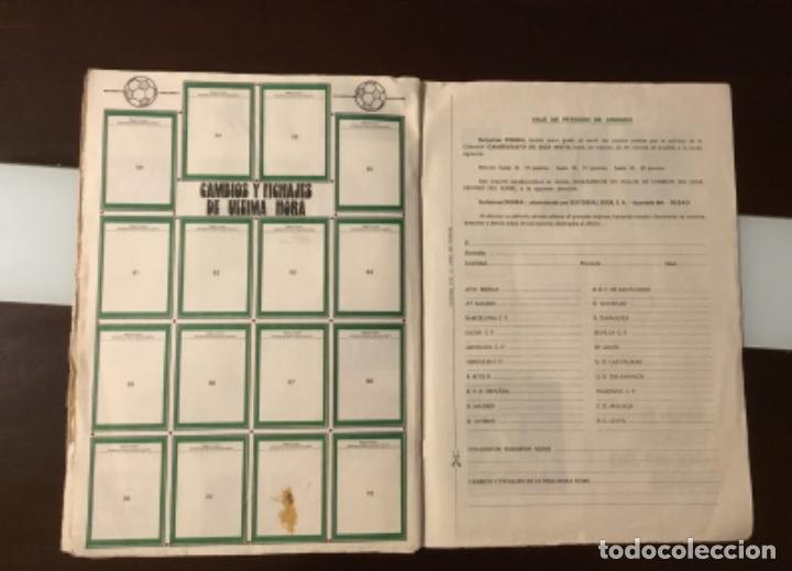 Coleccionismo deportivo: Álbum fútbol campeonato de liga 1975 - Foto 20 - 165563010