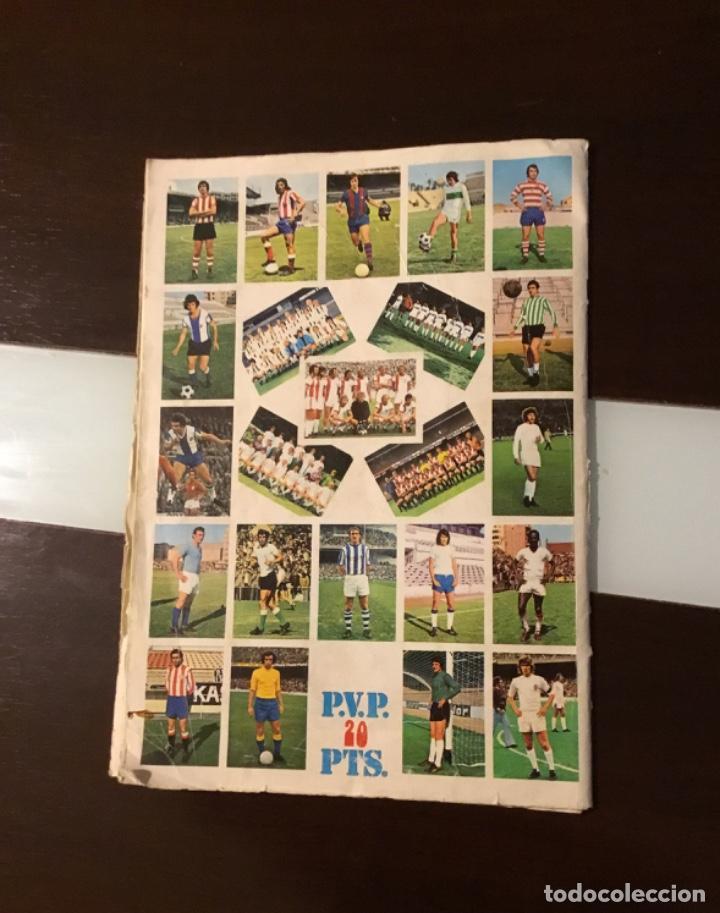 Coleccionismo deportivo: Álbum fútbol campeonato de liga 1975 - Foto 23 - 165563010