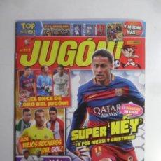 Coleccionismo deportivo: REVISTA JUGON Nº 111. Lote 165827998