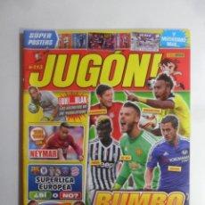 Coleccionismo deportivo: REVISTA JUGON Nº 113. Lote 165828346