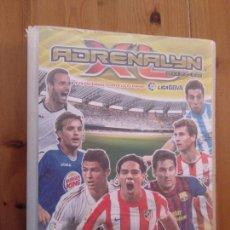 Coleccionismo deportivo: ALBUM ADRENALYN 2011 12 2011 2012 CON 470 CROMOS. Lote 166008958