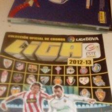 Coleccionismo deportivo: G-LIV1619 ALBUM PANINI 2012 2013 12 13 ESTE VER FOTOS PARA ESTADO Y CROMOS PEGADOS. Lote 166648514