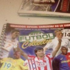 Coleccionismo deportivo: G-LIV1619 ALBUM MEGA FUTBOL 2008 2009 SIN CROMOS VACIO . Lote 166648586