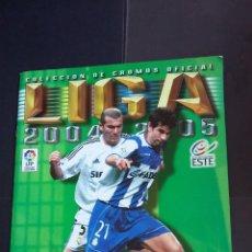 Coleccionismo deportivo: ALBUM VACIO EDICIONES ESTE 2004 2005 04 05. Lote 166690862