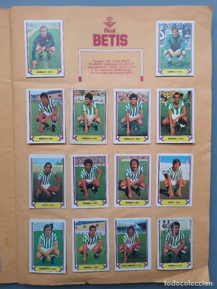 Coleccionismo deportivo: ALBUM EDIC ESTE LIGA 80 81 1980 1981 MUY COMPLETO INCLUYE 21 FICHAJES Y QUINI PINTADO MUY BUENA CONS - Foto 6 - 166776594
