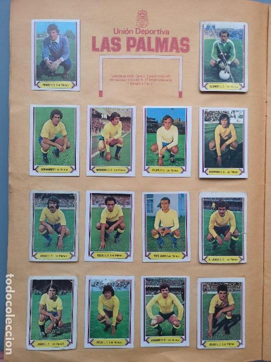 Coleccionismo deportivo: ALBUM EDIC ESTE LIGA 80 81 1980 1981 MUY COMPLETO INCLUYE 21 FICHAJES Y QUINI PINTADO MUY BUENA CONS - Foto 11 - 166776594