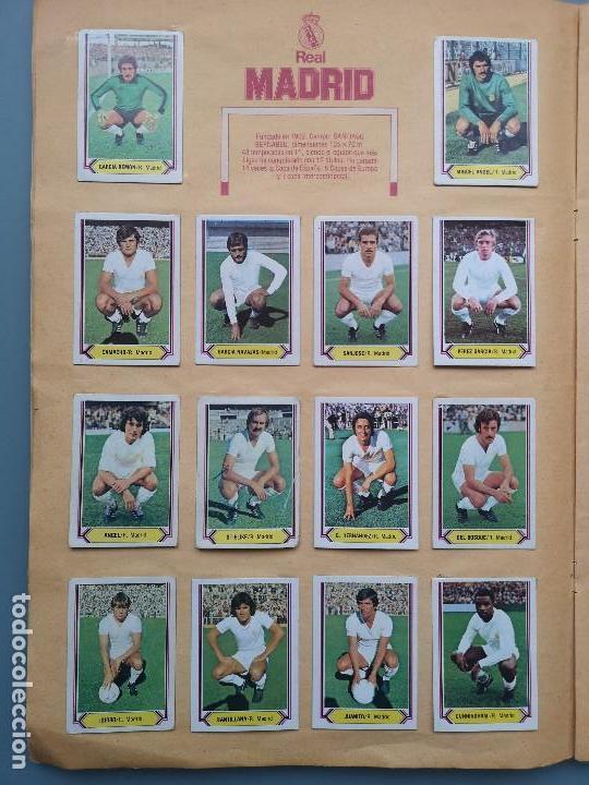 Coleccionismo deportivo: ALBUM EDIC ESTE LIGA 80 81 1980 1981 MUY COMPLETO INCLUYE 21 FICHAJES Y QUINI PINTADO MUY BUENA CONS - Foto 13 - 166776594