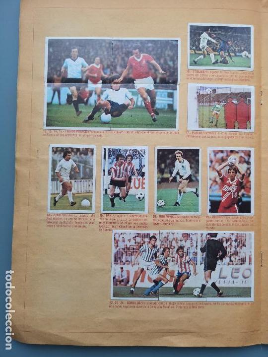 Coleccionismo deportivo: ALBUM EDIC ESTE LIGA 80 81 1980 1981 MUY COMPLETO INCLUYE 21 FICHAJES Y QUINI PINTADO MUY BUENA CONS - Foto 15 - 166776594