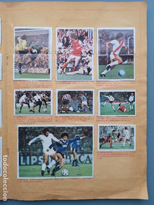 Coleccionismo deportivo: ALBUM EDIC ESTE LIGA 80 81 1980 1981 MUY COMPLETO INCLUYE 21 FICHAJES Y QUINI PINTADO MUY BUENA CONS - Foto 16 - 166776594