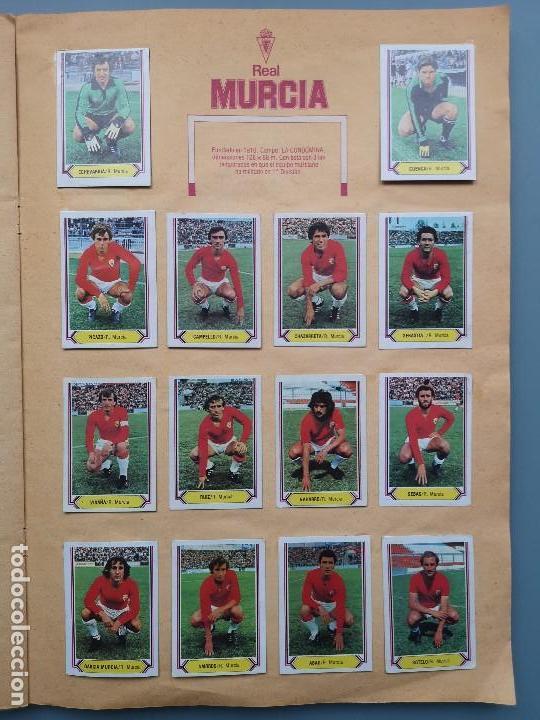 Coleccionismo deportivo: ALBUM EDIC ESTE LIGA 80 81 1980 1981 MUY COMPLETO INCLUYE 21 FICHAJES Y QUINI PINTADO MUY BUENA CONS - Foto 19 - 166776594