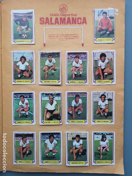Coleccionismo deportivo: ALBUM EDIC ESTE LIGA 80 81 1980 1981 MUY COMPLETO INCLUYE 21 FICHAJES Y QUINI PINTADO MUY BUENA CONS - Foto 21 - 166776594