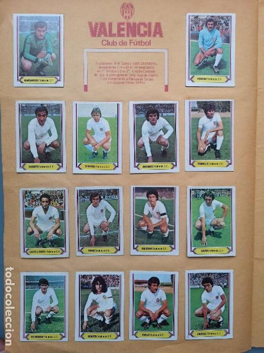 Coleccionismo deportivo: ALBUM EDIC ESTE LIGA 80 81 1980 1981 MUY COMPLETO INCLUYE 21 FICHAJES Y QUINI PINTADO MUY BUENA CONS - Foto 24 - 166776594