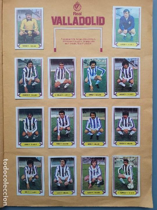 Coleccionismo deportivo: ALBUM EDIC ESTE LIGA 80 81 1980 1981 MUY COMPLETO INCLUYE 21 FICHAJES Y QUINI PINTADO MUY BUENA CONS - Foto 25 - 166776594