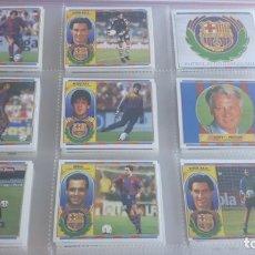 Coleccionismo deportivo: COLECCION INCOMPLETA SIN PEGAR LIGA ESTE 1996 1997 96 97 A FALTA DE 17 CROMOS.ENVIO GRATIS.. Lote 166841946