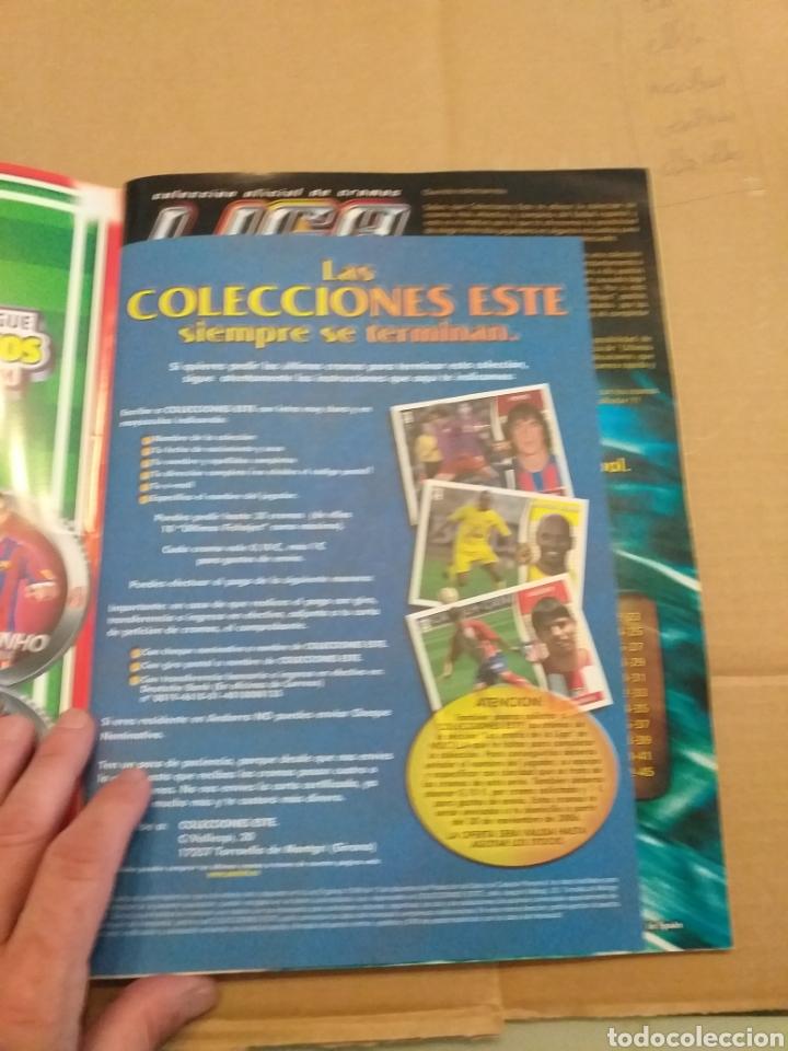 Coleccionismo deportivo: Liga este 2006.2007 - Foto 2 - 167164014