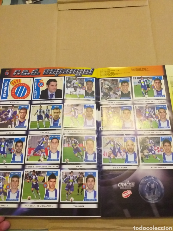 Coleccionismo deportivo: Liga este 2006.2007 - Foto 9 - 167164014