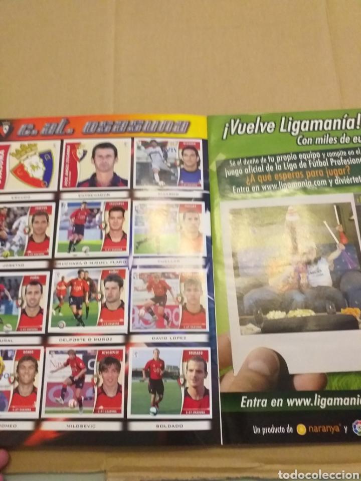 Coleccionismo deportivo: Liga este 2006.2007 - Foto 15 - 167164014