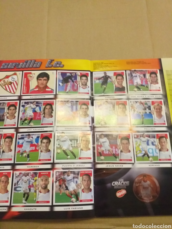 Coleccionismo deportivo: Liga este 2006.2007 - Foto 18 - 167164014